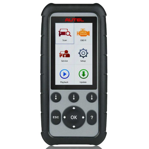 Original Autel MaxiDiag MD806 Pro Full System Diagnostic Tool Lifetime Free Update Online