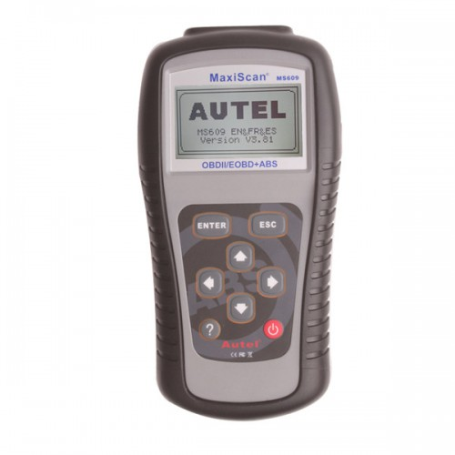 Autel MaxiScan MS609 OBDII Scan Tool with ABS Capability