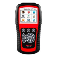 [Ship from UK] 100% Original Autel AutoLink AL619 ABS/SRS OBDII CAN Diagnostic Tool Global Free Shipping