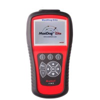 [Free Shipping] Autel MaxiDiag Elite MD704 Full System with Data Stream French Vehicle Diagnostic Tool