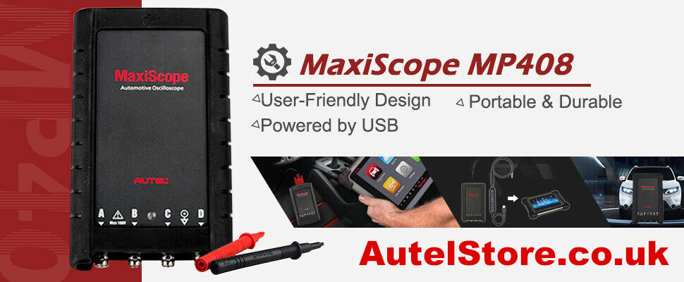 Autel MaxiScope MP408