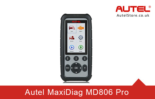 [Multi-Language] Original Autel MaxiDiag MD806 Pro Full System Diagnostic Tool As Same As Autel MD808 Pro Lifetime Free Update Online
