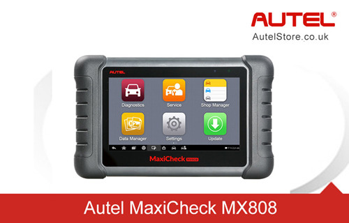 Original Autel MaxiCheck MX808 All System Diagnostic & Service Tablet Scan Tool Support IMMO Update Online