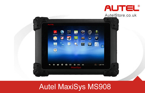 Original Autel MaxiSys MS908 Diagnostic System Support ECU Coding Update Online Free Shipping By DHL