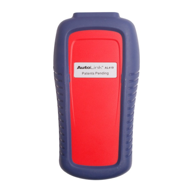 [Free Shipping] Original Autel AutoLink AL419 OBDII and CAN Scan Tool Support Online Update