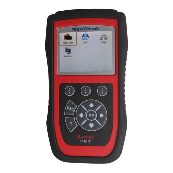 [Free Shipping] Autel MaxiCheck Airbag/ABS SRS Light Service Reset Tool Support Multi-language