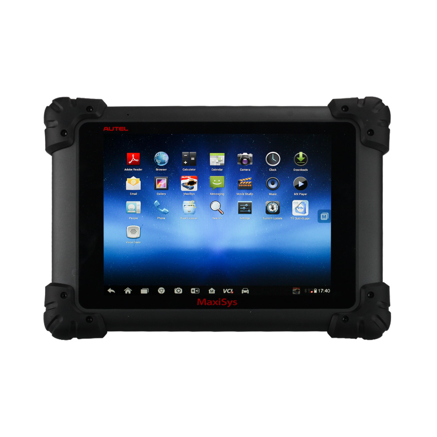 [7% Discount] 100% Original Autel MaxiSys MS908 Diagnostic System Update Online Free Shipping By DHL