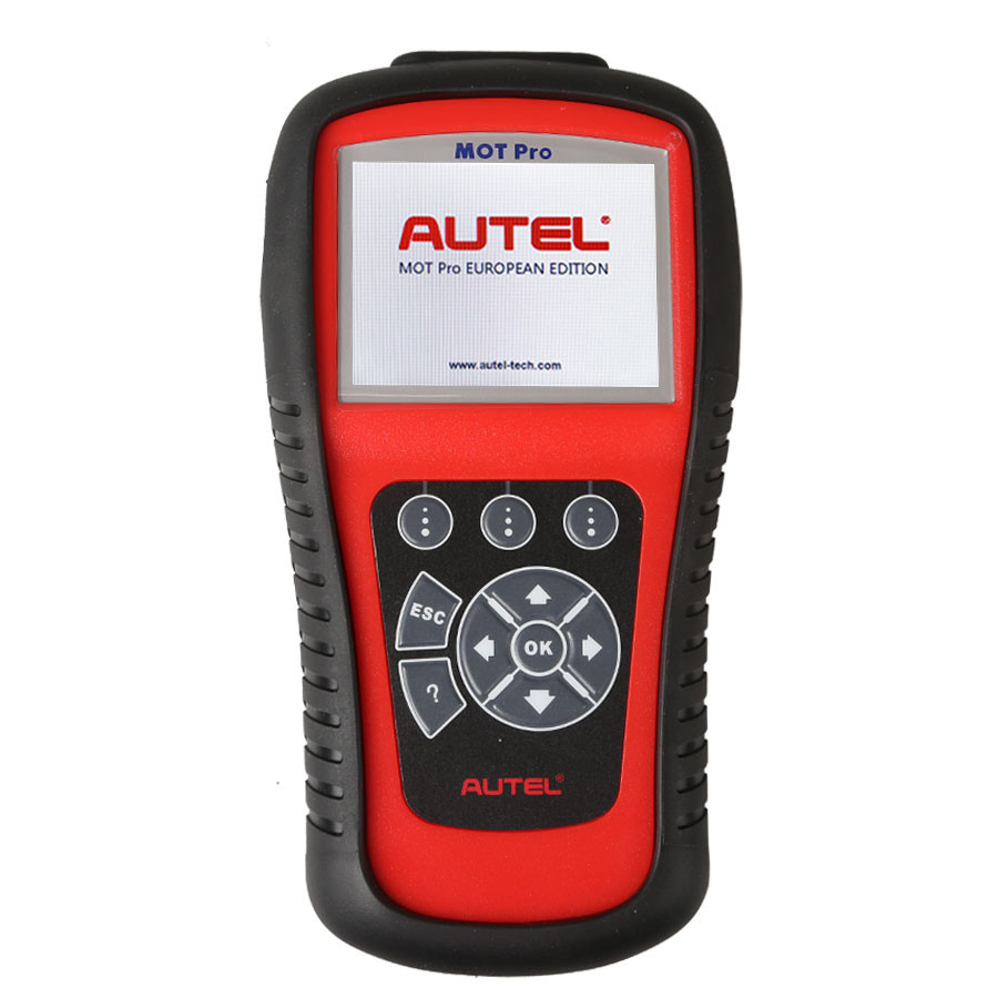 [Free Shipping] 100% Original Autel MOT Pro EU908 All System Diagnose+EPB+Oil Reset+DPF+SAS Multi Function Scanner