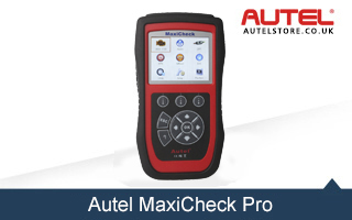 V140 Autel MaxiCheck Pro (Including EPB/ ABS/ SRS/ SAS/ BMS/ DPF) Special Application Diagnostics Update Online