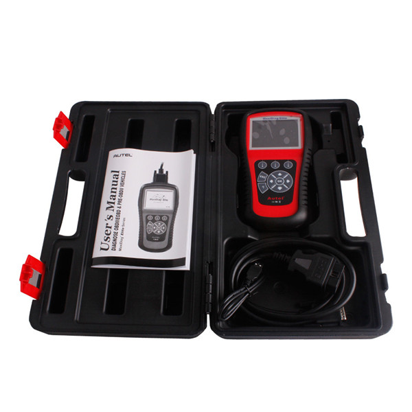 [Free Shipping] Autel MaxiDiag Elite MD701 Four System with Data Stream Asian Vehicle Diagnostic Tool Free Shipping by DHL