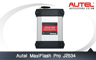 [Special Offer] Autel MaxiFlash Pro J2534 ECU Programming Tool Works with Maxisys 908/908P