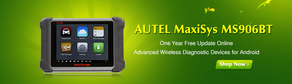 Autel MaxiSys Mini MS906 MaxiSys Diagnostic System Update Online