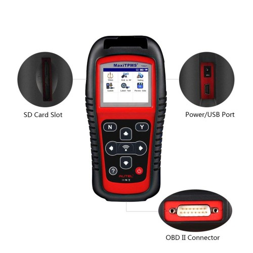 [Ship from UK] Original Autel MaxiTPMS TS501 (Global Version) TPMS Diagnose + Programming Tool Lifetime Free Update Online
