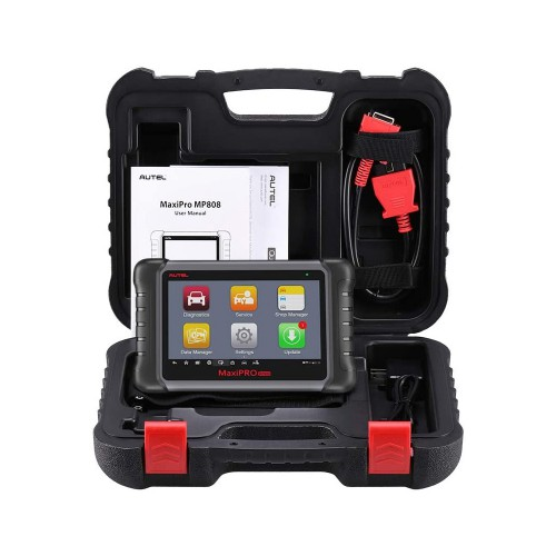 [Ship from UK] 100% Original Autel MaxiPRO MP808 Professional OE-Level Diagnostics Support Injector Coding Same Functions as DS808K MS906