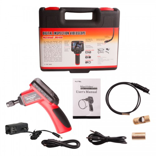 100% Original MaxiVideo MV400 5.5mm Digital Inspection Videoscope Global Free Shipping by DHL
