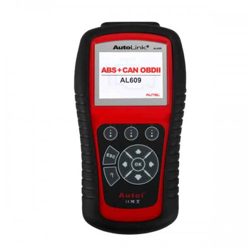 [Free Shipping] Autel AutoLink AL609 ABS CAN OBDII Diagnostic Tool Diagnoses ABS System Codes Internet Updatable