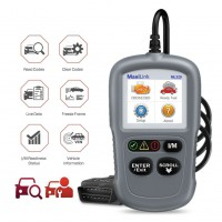 [Ship from UK] Autel MaxiLink ML329 Code Reader Engine Fault CAN Scan Tool (Advanced Version of Autel AL319)