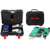 Original Autel XP400 PRO Key and Chip Programmer Plus Autel IMKPA Expanded Key Programming Accessories Kit for Renew & Unlock