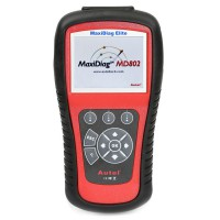 [Free Shipping] Autel MaxiDiag Elite MD802 Four System with Data Stream (Including MD701,MD702,MD703 and MD704)