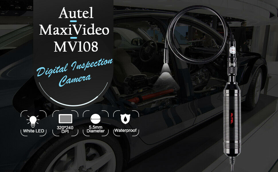 Autel MaxiVideo MV108