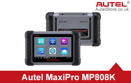 [Ship from UK] Autel MaxiPro MP808K with OE-Level All Systems Diagnosis Support Injector Coding with Complete OBDI Adapters Same as MaxiDas DS808K