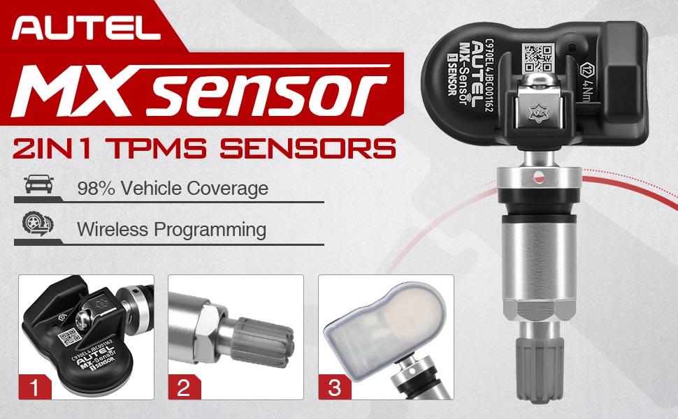 Autel MX-Sensor 315MHz + 433MHz 2 in 1