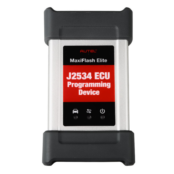 [7% Discount] 100% Original Autel MaxiFlash Pro J2534 ECU Programming Tool Works with Maxisys 908/908P Global Free Shipping by DHL