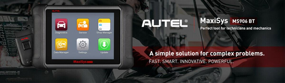 Autel MaxiCOM MK908P Full System Diagnostic Tool Support ECU Coding